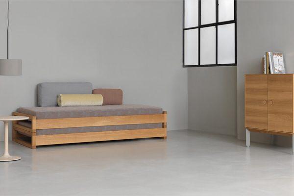 Double Ergo misafir yatağı