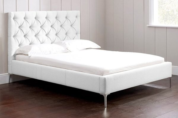 Nevedo beyaz yatak başlığı modelleri