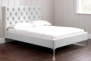 Nevedo beyaz yatak modelleri