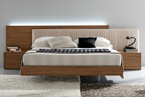 Sima Led Işıklı karyola yatak