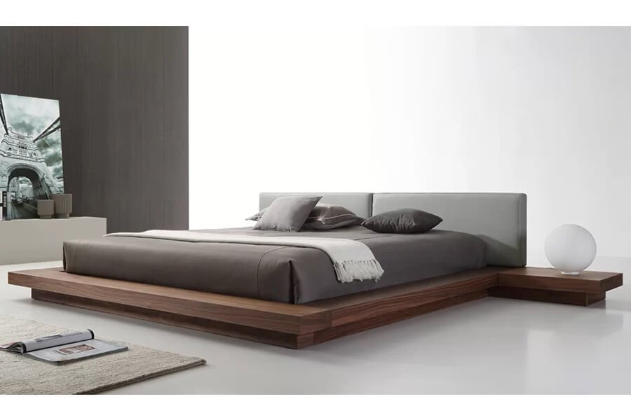 Ahşap yatak modelleri