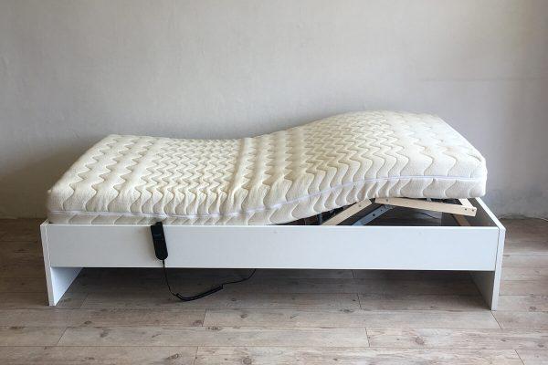 Ayak ucu kalkan yatak