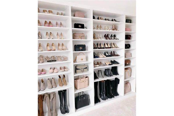 Ayakkabı Çanta Dolabı Modelleri