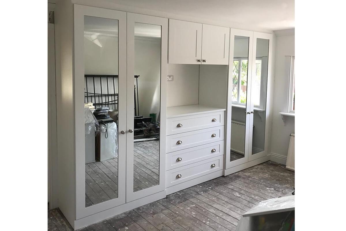 Spieel Ayna Kapakli Dolap Modelleri 2019 Homelli
