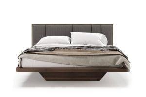 Asisto kumaş başlıklı yatak modelleri