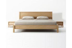 Masif meşe yatak modelleri