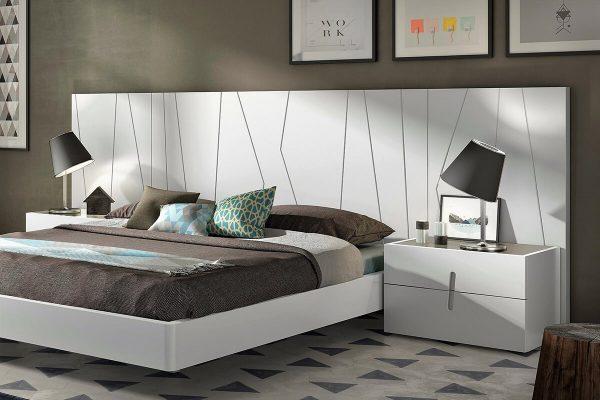 Beyaz yatak modelleri