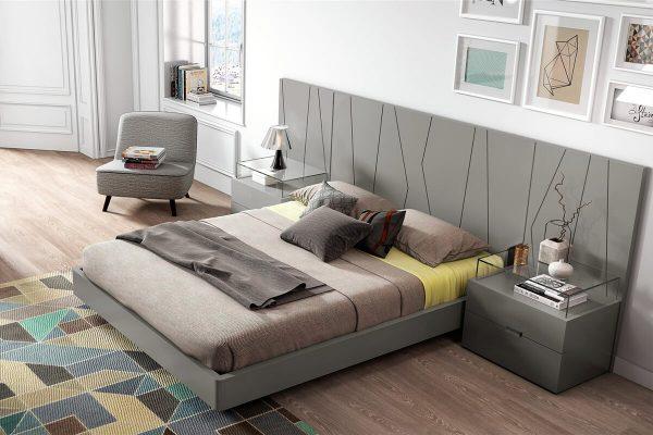 Elisa oval köşeli yatak modelleri