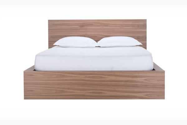 Ostin ceviz kaplama yatak