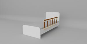 Korkuluklu yatak modelleri 2021