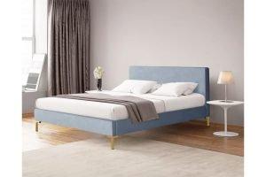 Briz düz kumaş yatak modelleri